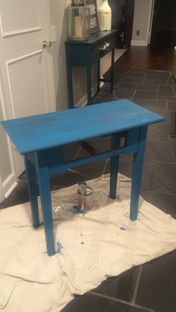 Valspar Chalky Finish Paint Sunday Bustle