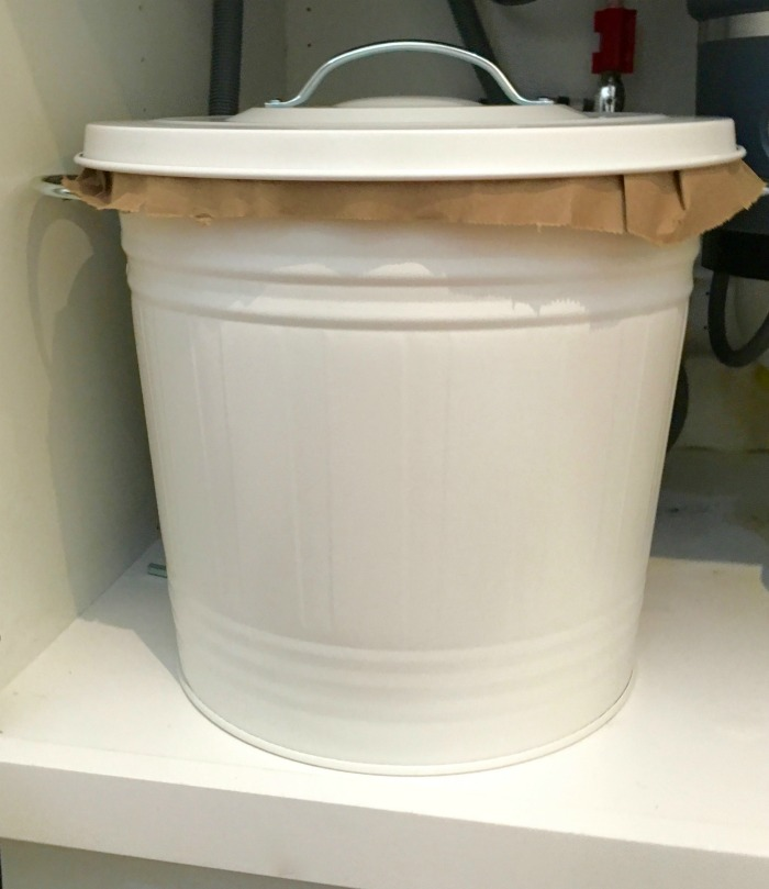 How to compost in small spaces