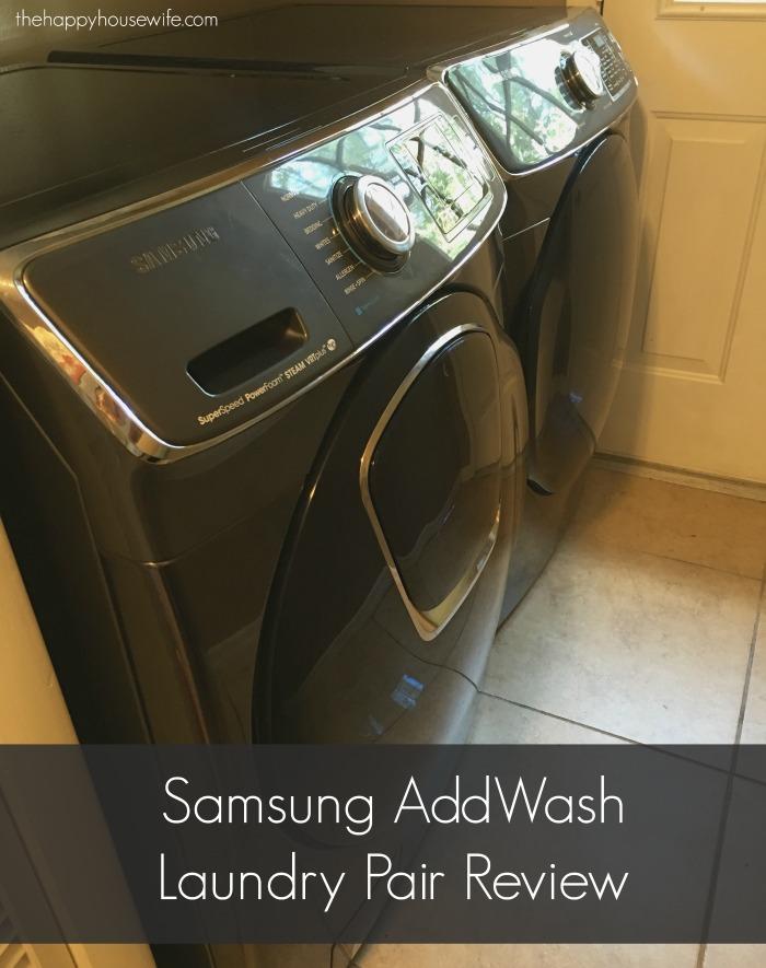 samsung addwash review