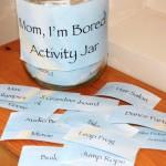 mom im bored activity cards