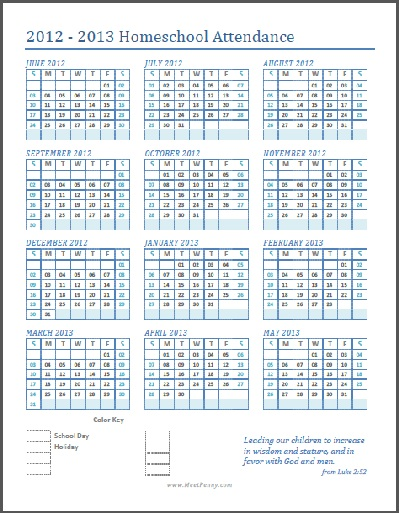 8+ Attendance Calendar Templates Free Sample, U2026 Employee Attendance  Calendar Template U2013 This Is