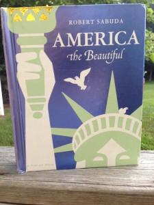 american the beautiful popup book