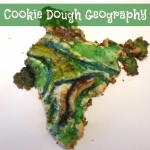 Make an Edible Map With Sugar Cookie Dough