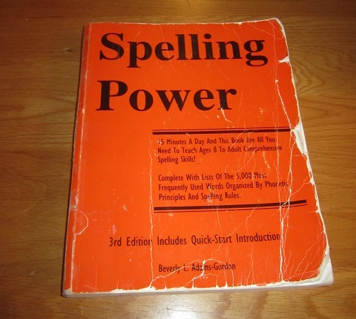 Spelling Power Review
