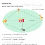 mammal math free worksheet