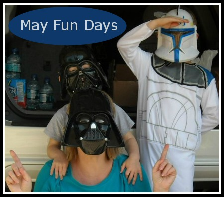 may fun days