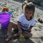 Preschool Beach Fun at Home