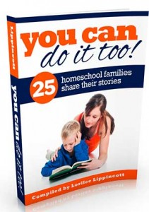 eBook Sale: You Can Do It Too!  25 Homeschoo&hellip;