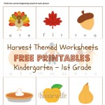 Harvest_Themed_Worksheets