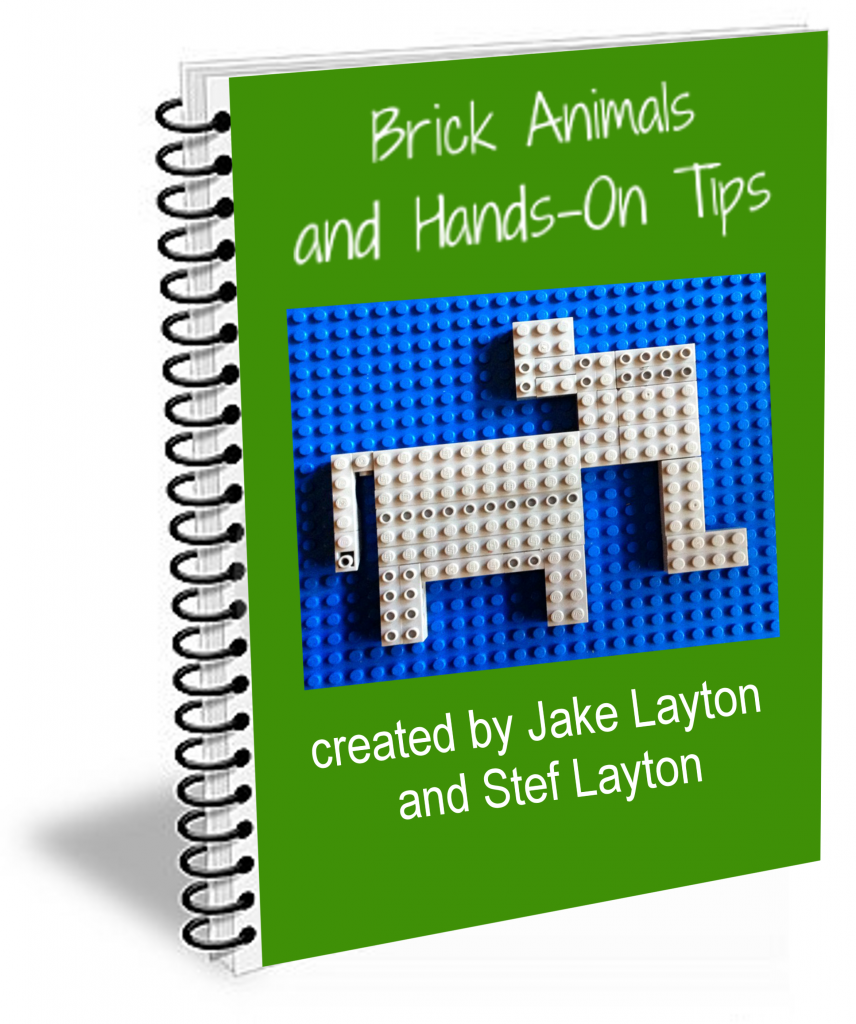 Today Only: Huge Sale on Brick Animals eBook