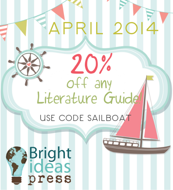 20% Off Bright Ideas Press Literature Guides