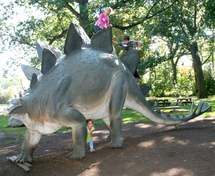 Discovering Dinosaurs for All Ages at The Happy Housewife