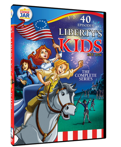 Liberty's Kids DVD series