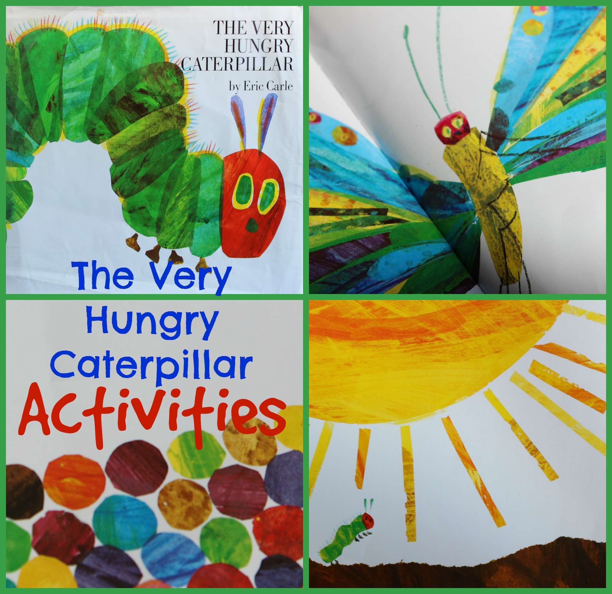 Hungry Caterpillar Superstar Awards 2015: 31 Days Of Read-Alouds: Very Hungry Caterpillar