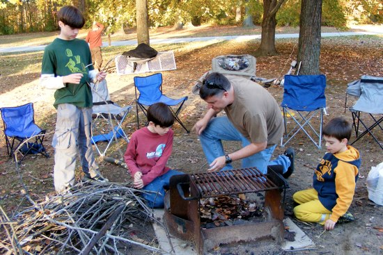camping with kids Live Chat: Camping Cuisine! 
