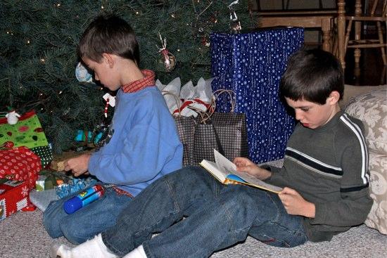 christmas eve gifts Family Christmas Traditions