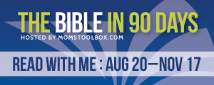 bible in 90 days Bible in 90 Days Fall 2012