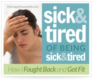 sick and tired 300x262 Sick and Tired of Being Sick and Tired: How I Fought Back and Got Fit