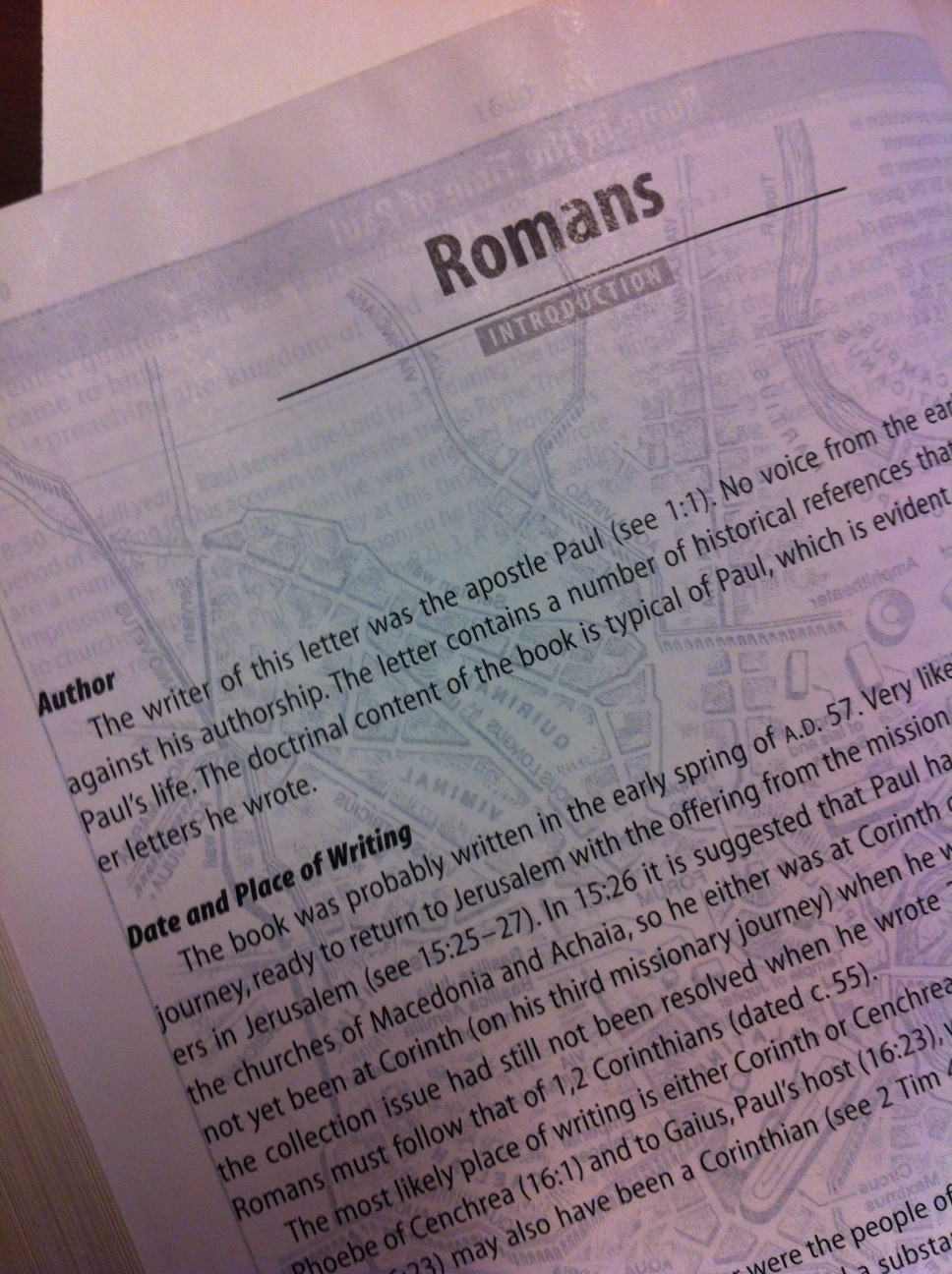 romans2 e1348937378196 Reading through Romans: October Facebook Bible Study