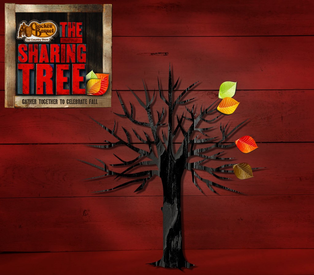CRM TheSharingTree 0000 leaves square 1024x897 Favorite Fall Traditions: Cracker Barrel Giveaway