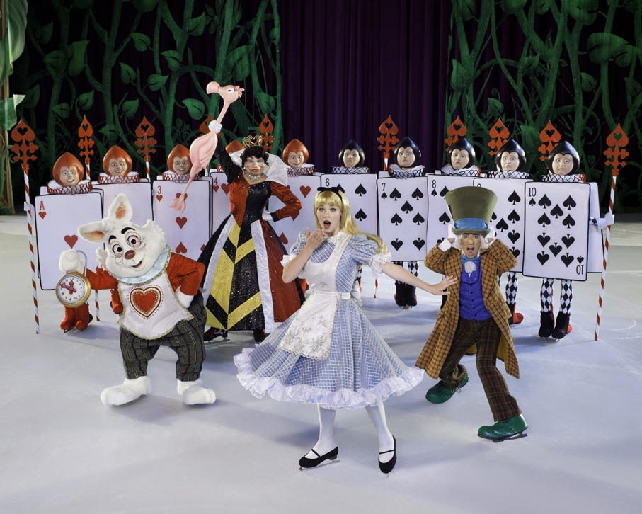 ALICE Disney On Ice presents Treasure Trove