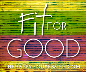fit for good no pic Replacement Resolutions: Fit for Good & Giveaway!