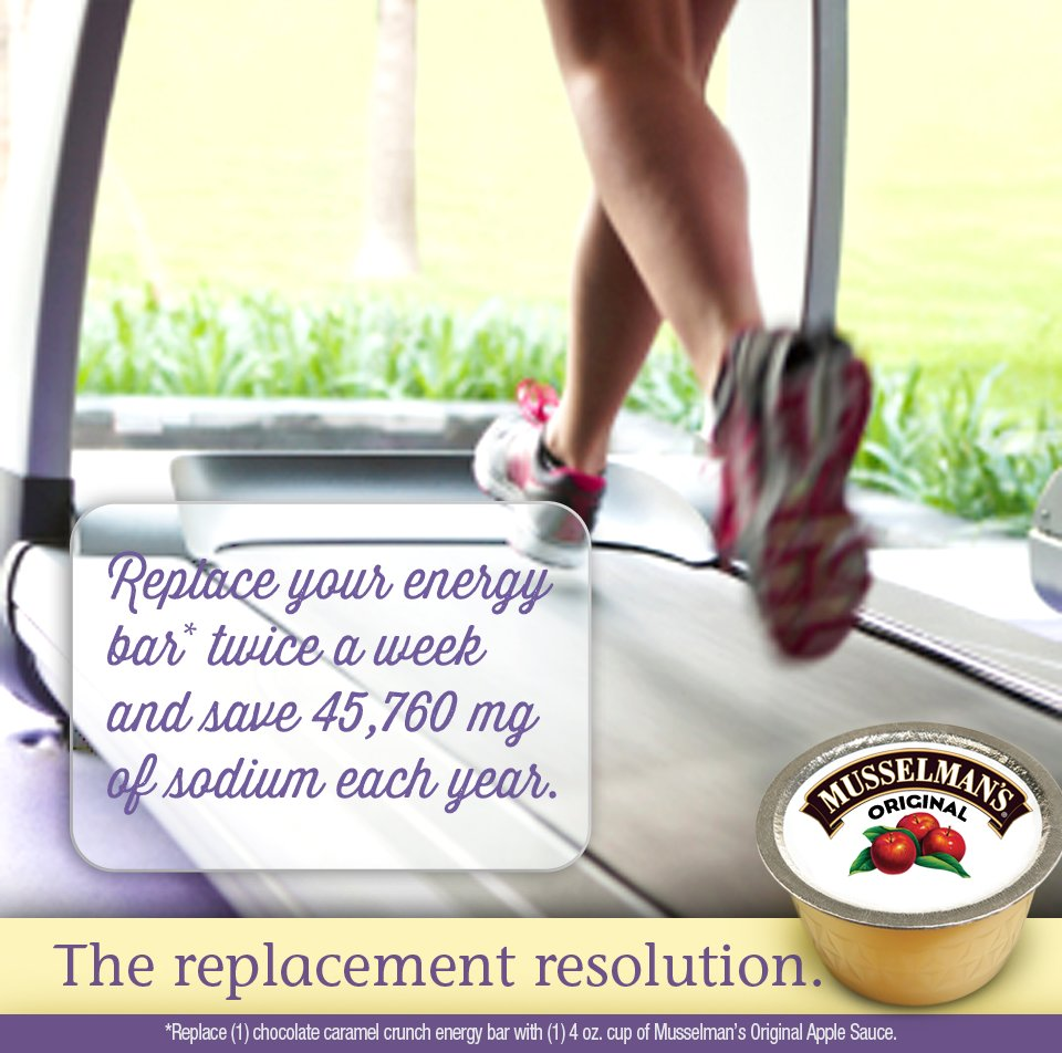 Musselmans Treadmill Replacement Resolutions: Fit for Good & Giveaway!