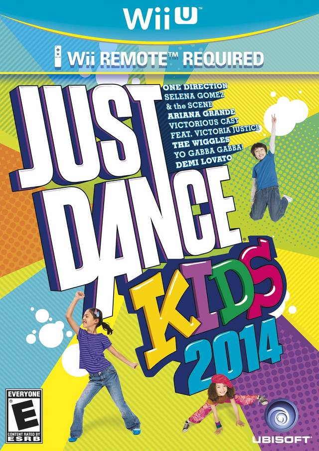 justdancekids Just Dance Kids 2014