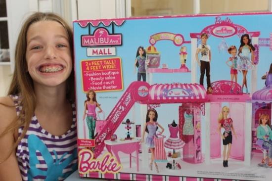 malibu mall Favorite Barbie Toys