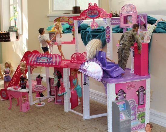 mall Favorite Barbie Toys