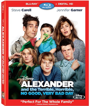 alex Alexander and the Terrible, Horrible, No Good, Very Bad Day: Family Movie Night