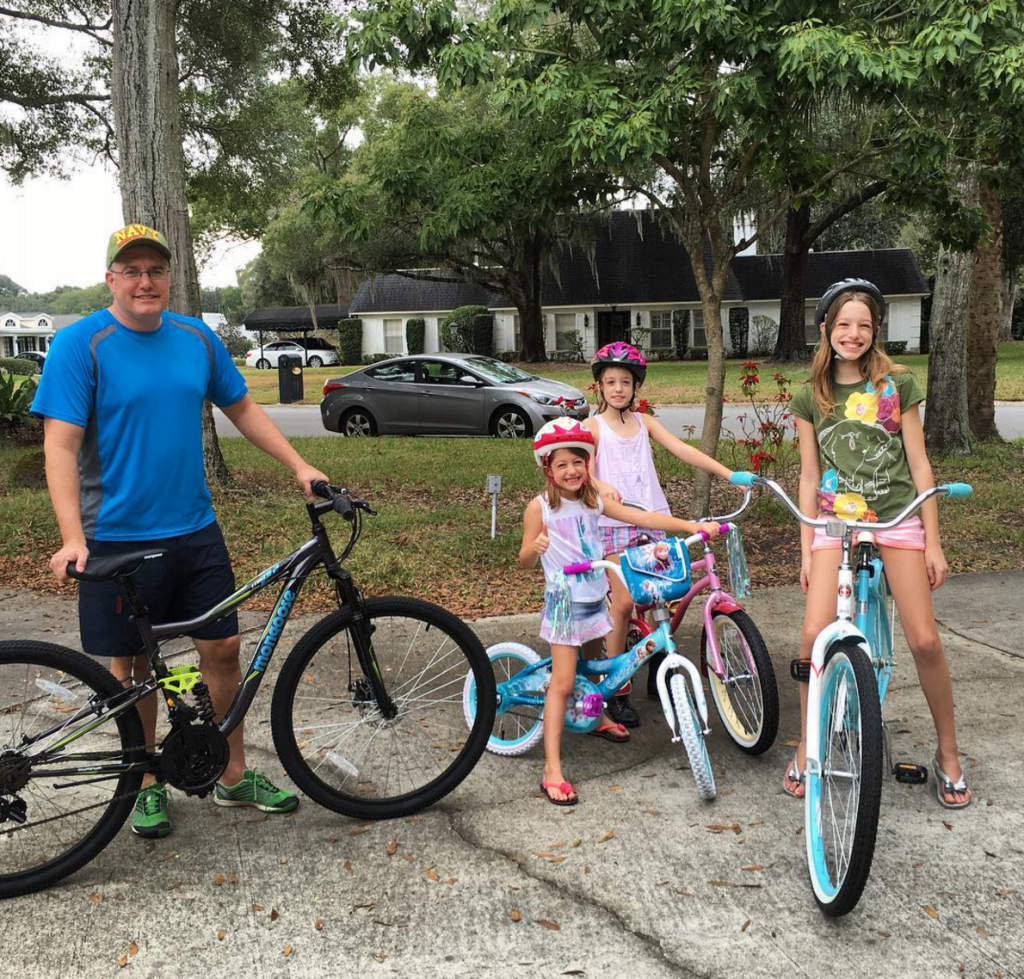 Staying Fit as a Family