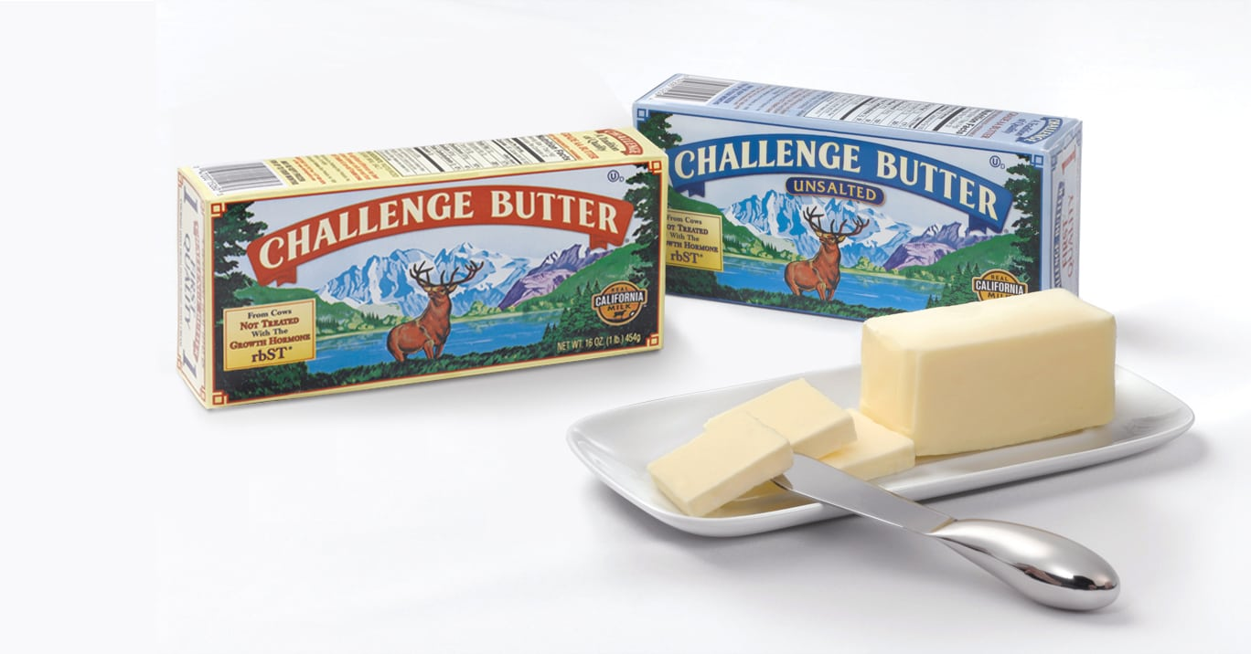 Challenge Butter Giveaway - The Happy Housewife™ :: Cooking