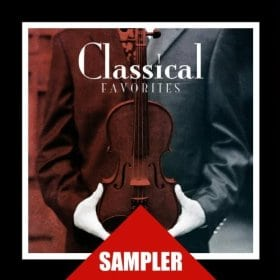 Free classical music sampler