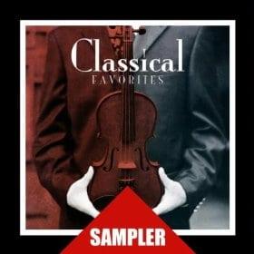 Free classical music sampler