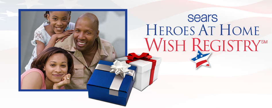 Picture 22 Heroes At Home: Free Sears Gift Cards for Military