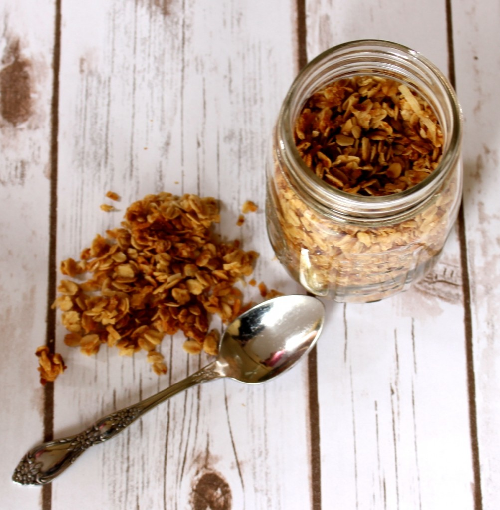 cheap homemade granola