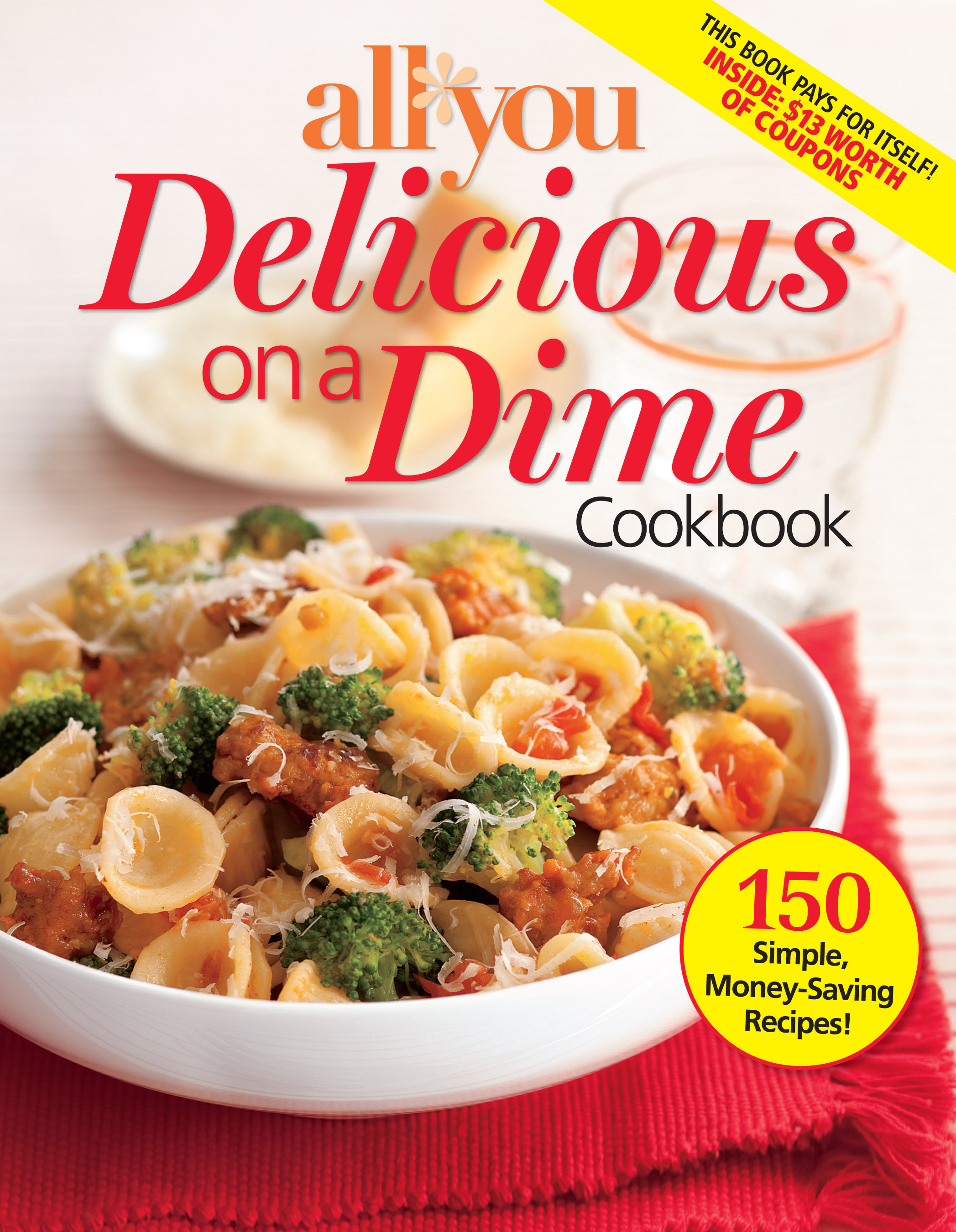 All you delicious on a dime cookbook giveaway the happy housewife delicious forumfinder Gallery