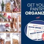 Pantry inventory worksheets