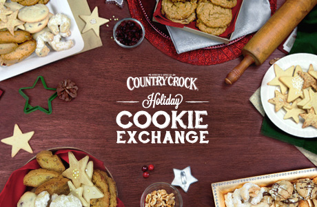Holiday Cookie Exchange at The Happy Housewife