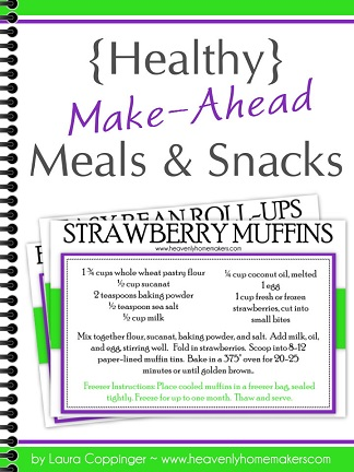 make ahead meals ebook