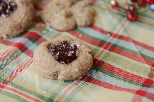 Gluten-Free, Egg-Free Spritz & Shortbread Cookies at The Happy Housewife