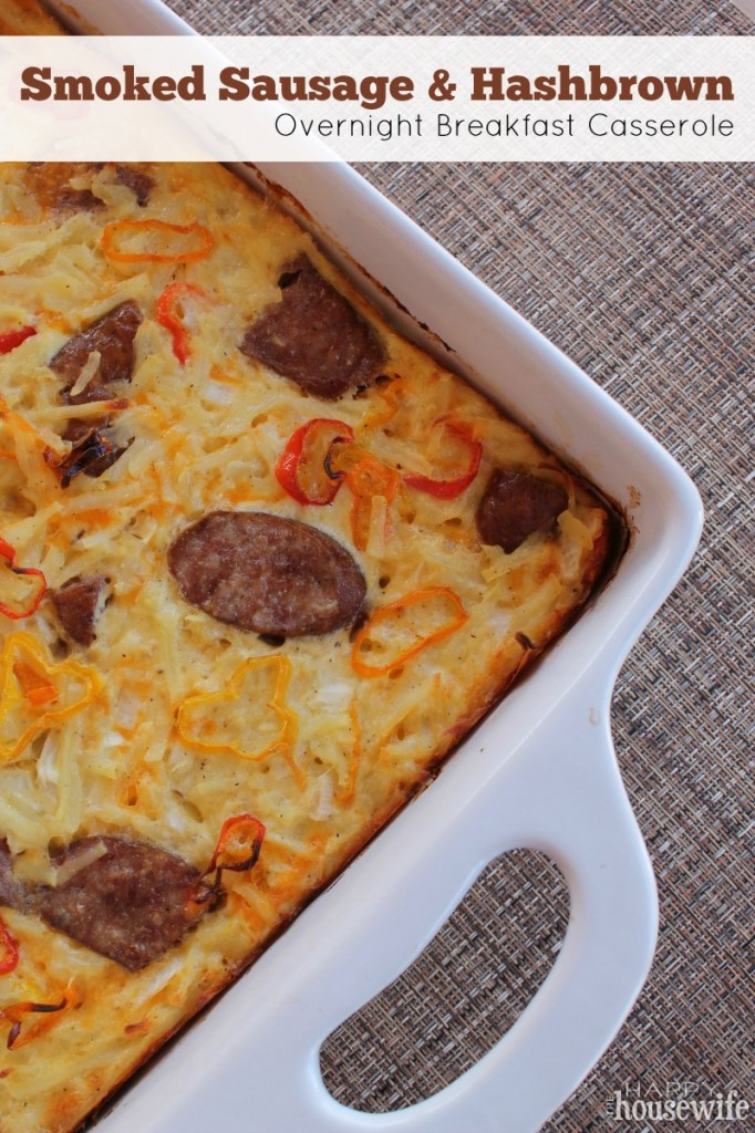 recipe: overnight breakfast casserole with hash browns [36]