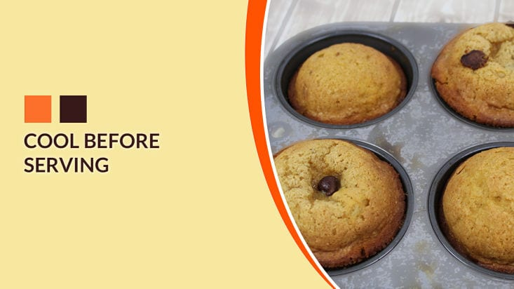 pumpkin chocolate chip muffins with fresh pumpkin