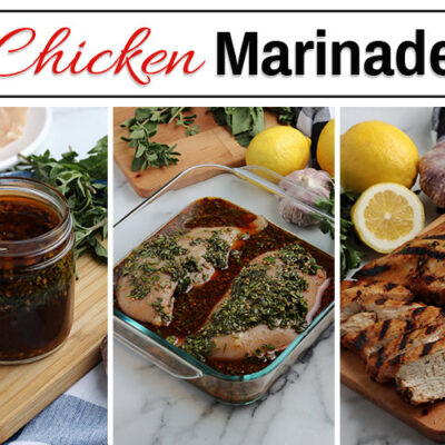 marinade for meat