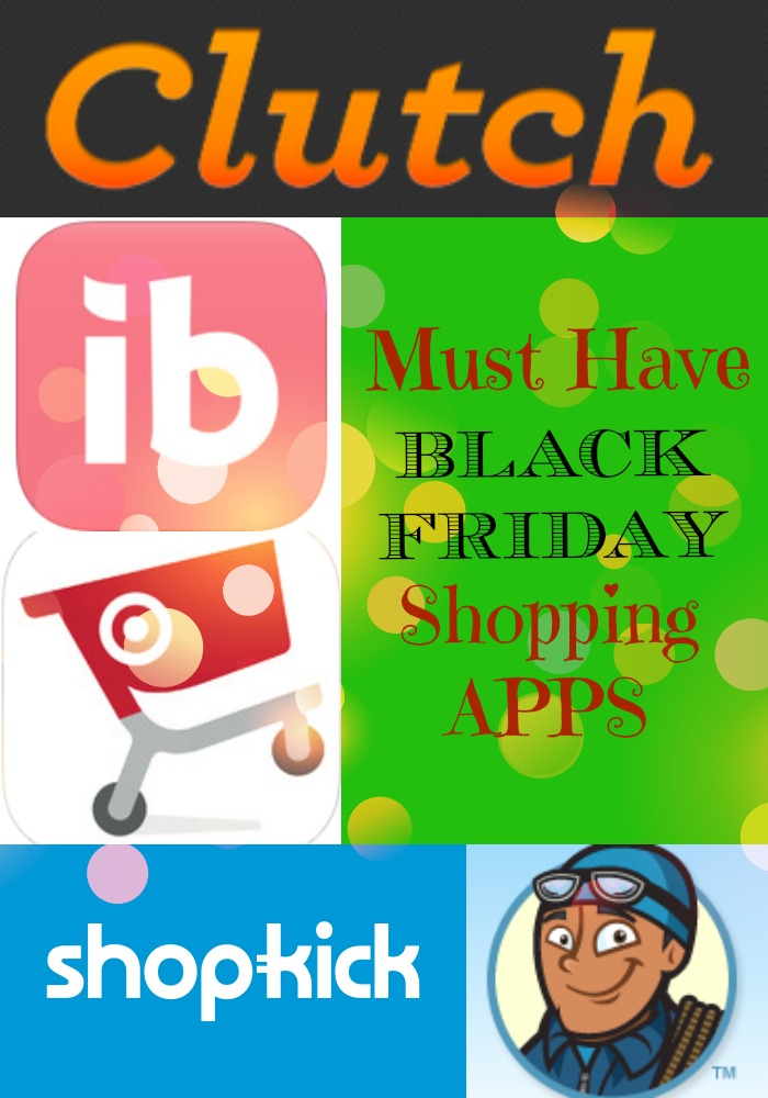 must have black friday apps