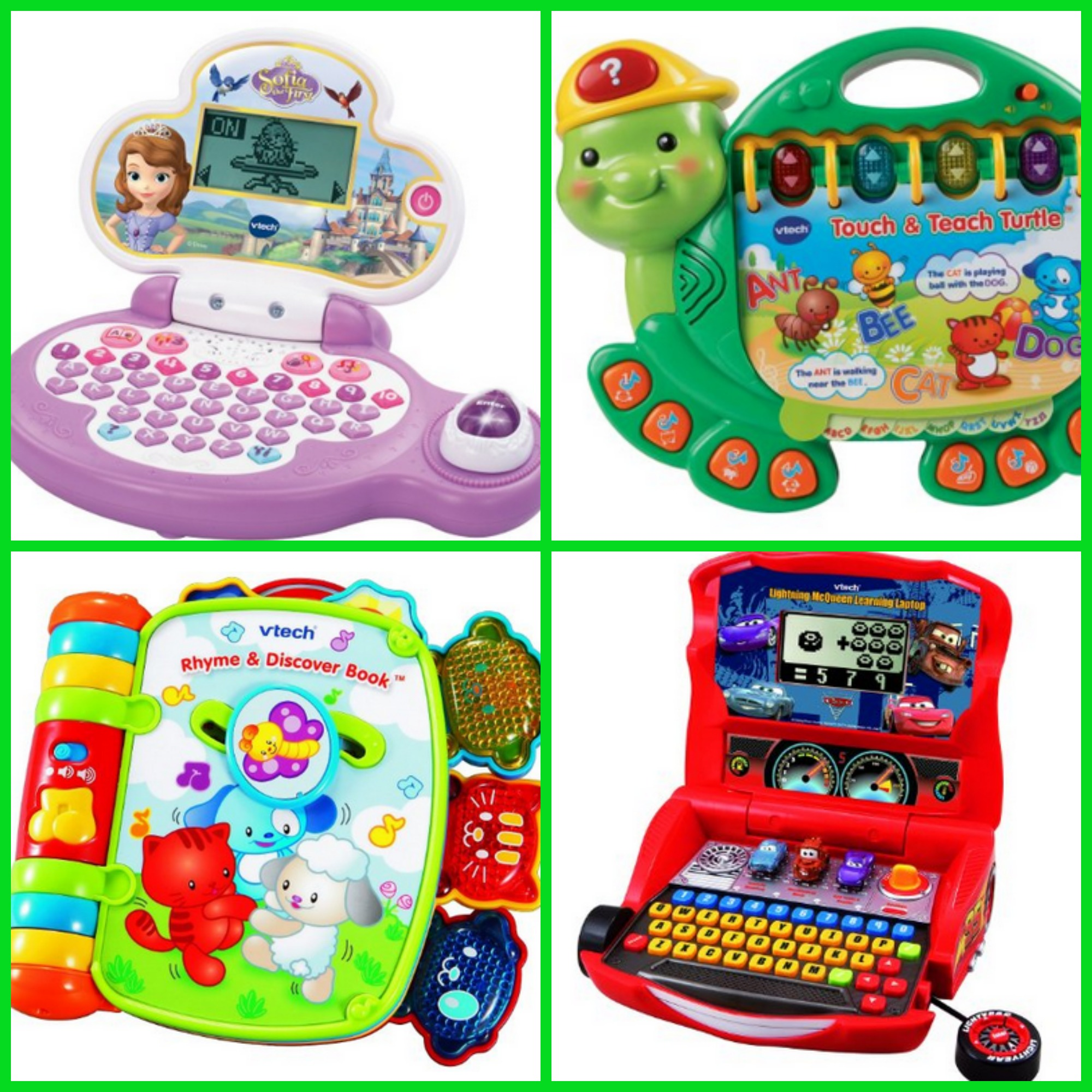 VTech Toys 50% off at Amazon Today The Happy Housewife™ Deals