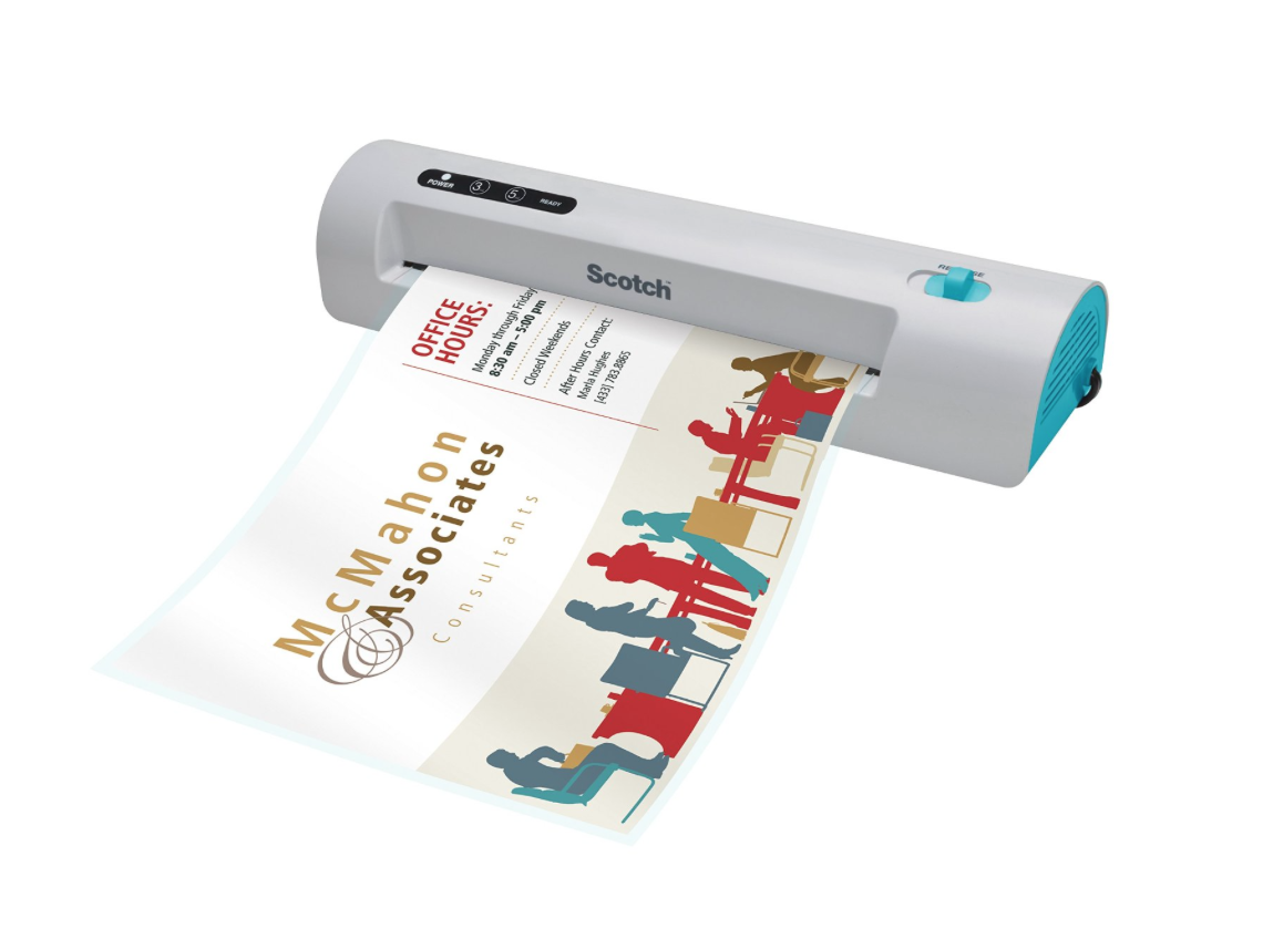 Scotch Thermal Laminator: $16.99 Shipped!