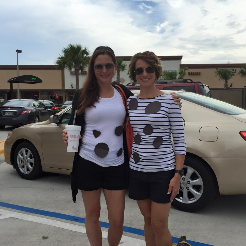 Dress Like a Cow Day- Free Chick-Fil-A: July 12, 2016