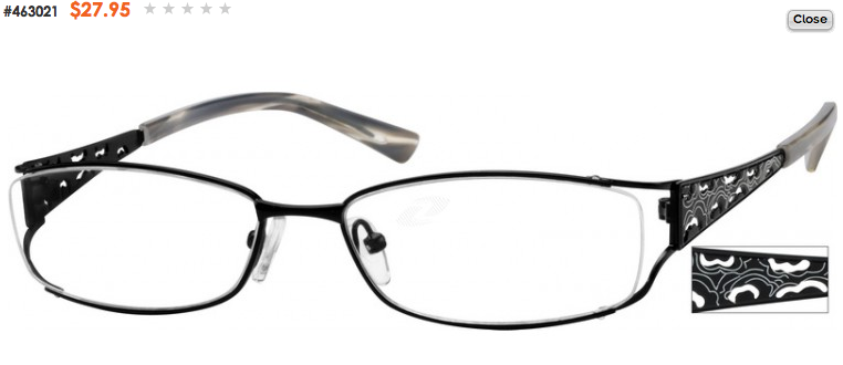 have you used zenni optical how much did you save on your glasses - Zenni Optical Frames